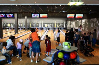 bowling enfant