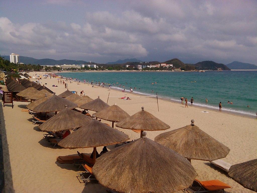 Hainan, la station balnéaire chinoise